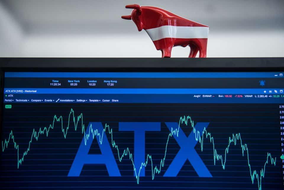 ATX - Der Aktienindex für Österreich (Quelle: Wiener Börse)