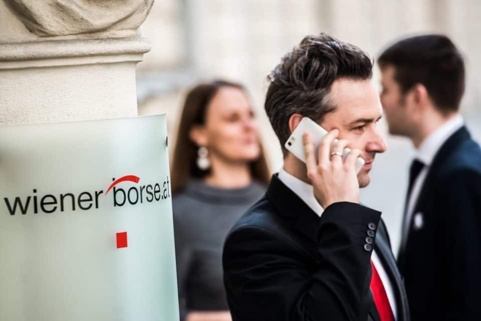 Wiener Börse in Österreich (Quelle: Wiener Börse)