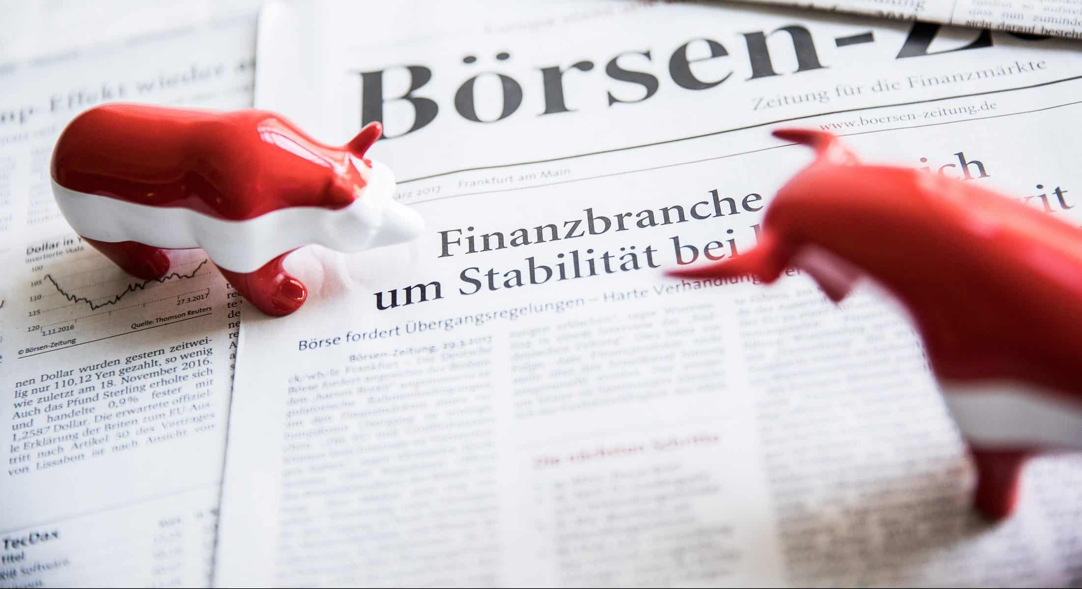 Börse Und Aktien