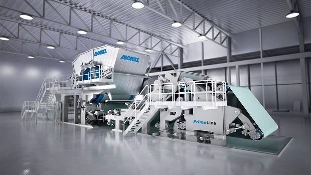 Andritz Aktie kaufen - Produktion