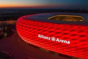Do&Co Aktie kaufen - Allianz Arena