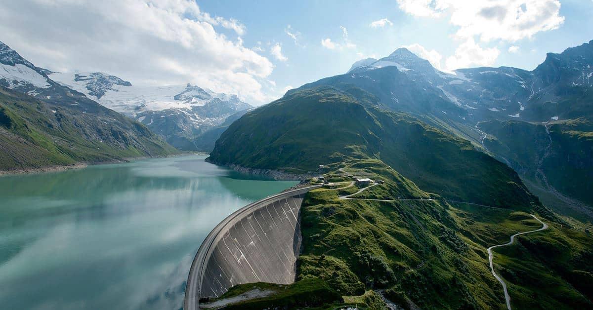 Verbund AG Aktien kaufen - grüne Energie dank Wasserkraft