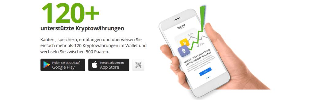 Bitcoin Wallet eToro