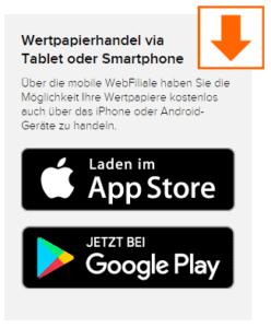 Flatex Mobile