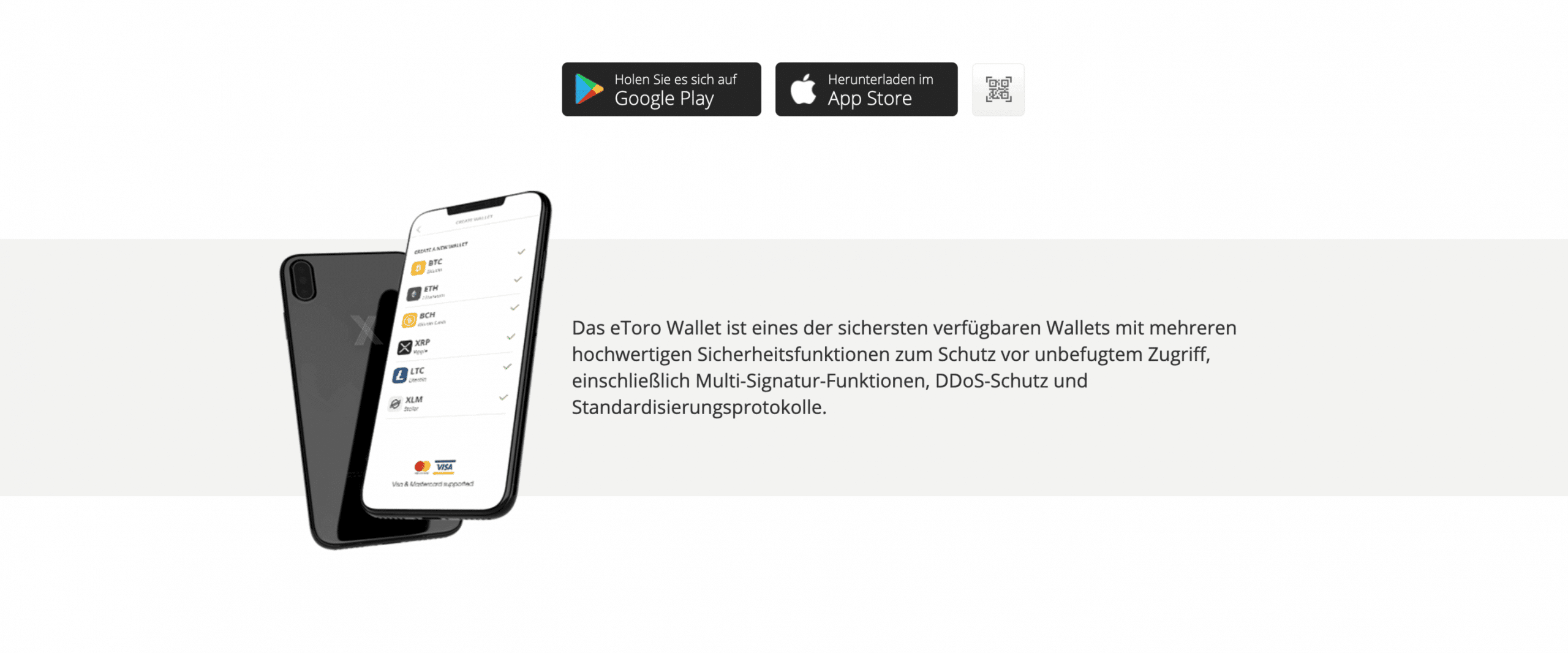 Online Wallet eToro