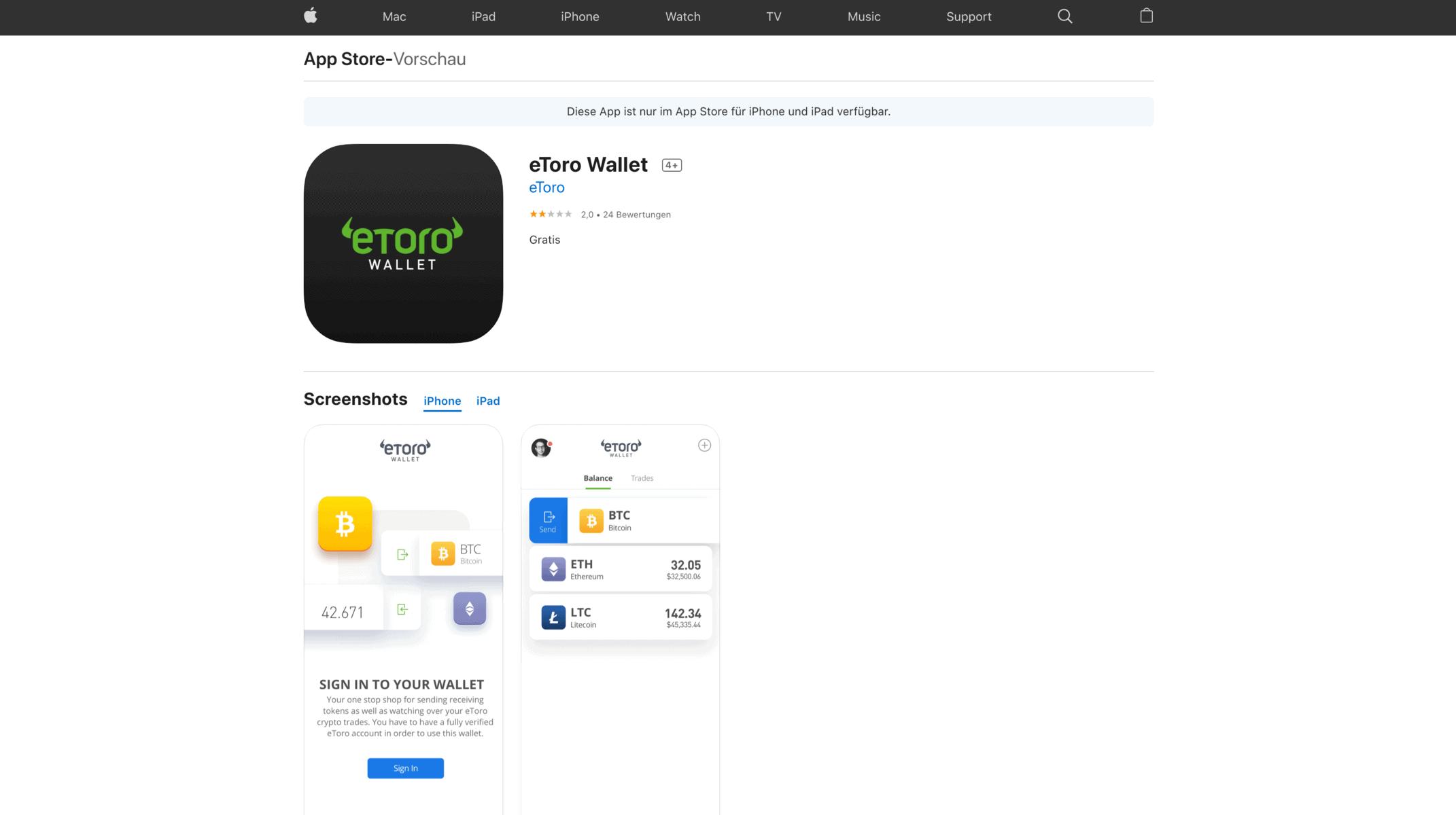 etoro-wallet-app-store
