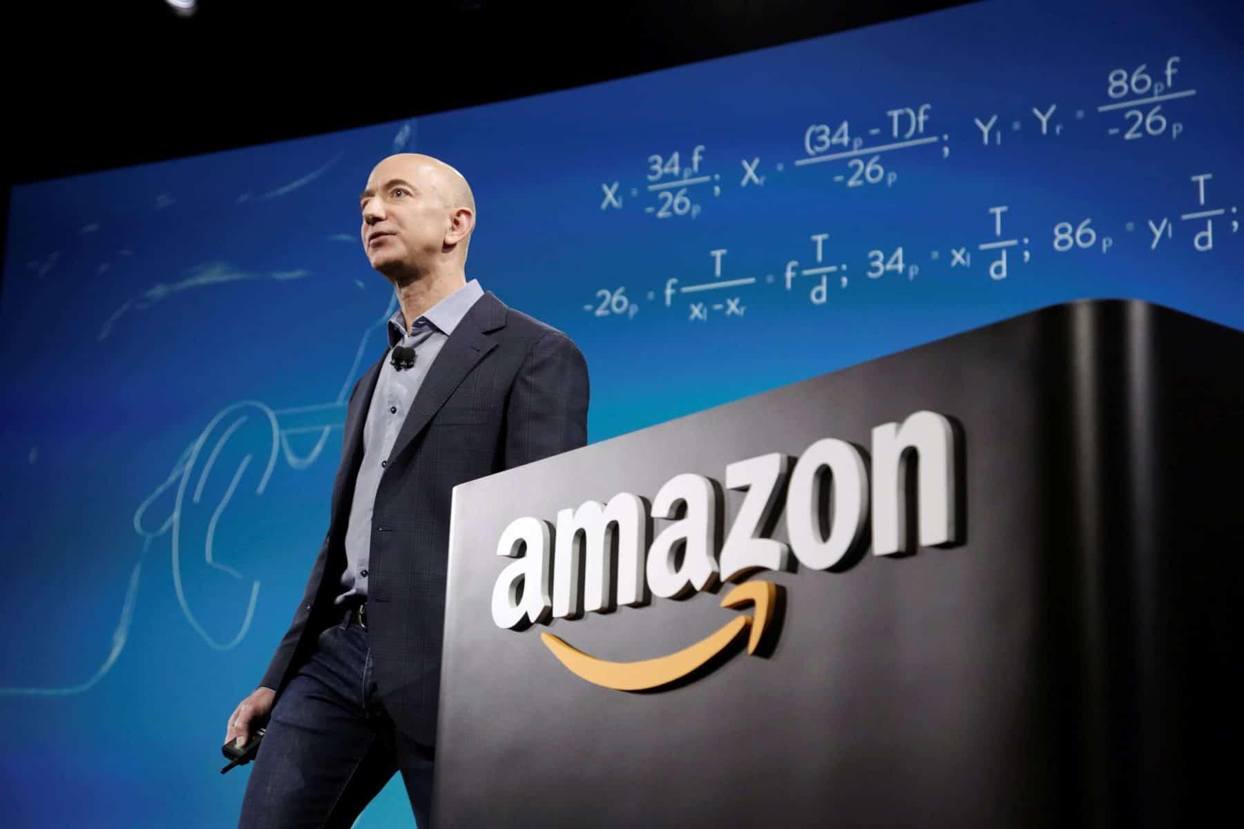 Amazon Aktie kaufen - Jeff Bezos