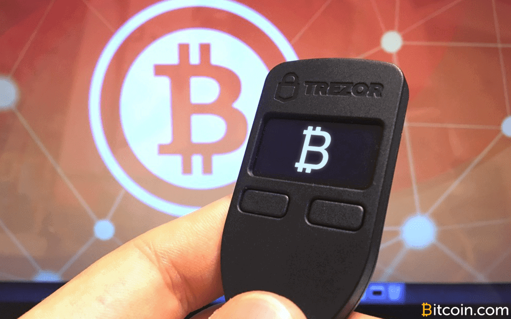 Bitcoin Wallet Trezor